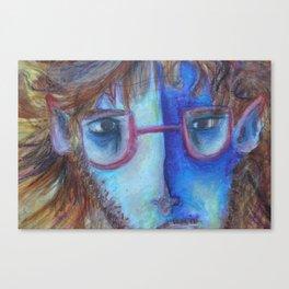 Fungus man Canvas Print
