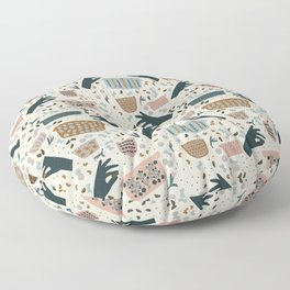 Mother's Hands Floor Pillow