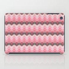 Pink  Chevron  iPad Case