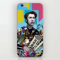 rave iPhone & iPod Skins featuring RAVE by DIVIDUS
