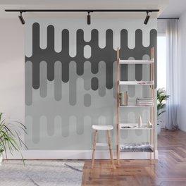 Paint dripping background #society6 #decor #buyart #artprint Wall Mural