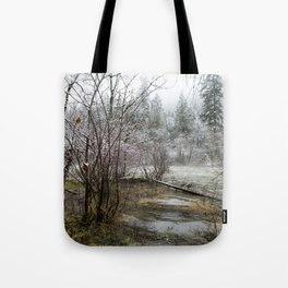 Wild Heart Tote Bag