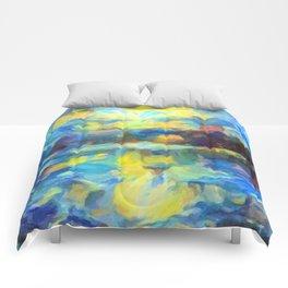 van Gogh Tribute: Sunrise Comforters