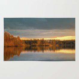 Nature lake 88471 Laupheim - Germany Rug