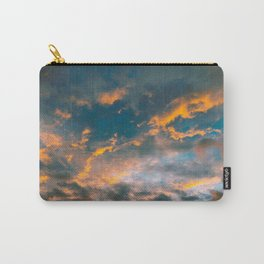The Sky On Fire Carry-All Pouch