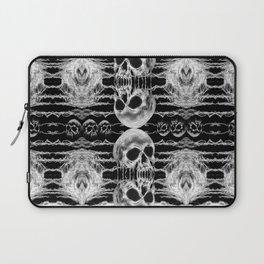Freak Skull Pattern Laptop Sleeve