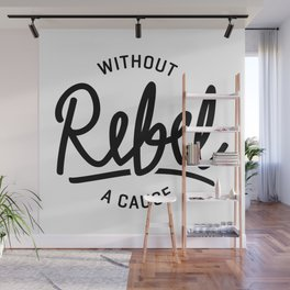 Rebel without a cause Wall Mural