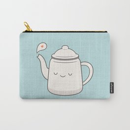 Teapot Carry-All Pouch