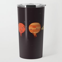 planet sun earth cute art new hot 2018 style cuteness star stars Travel Mug