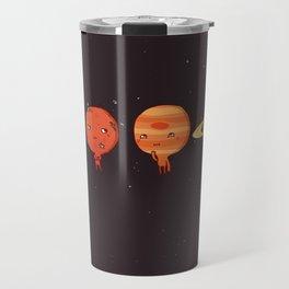 planet sun earth cute art new hot 2018 style cuteness star stars Travel Mug