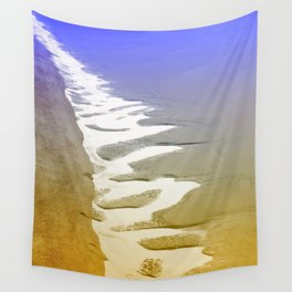 Folly From Above Wall Tapestry