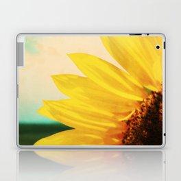 The Energy of Sunflower Laptop & iPad Skin