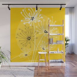 Queen Anne's Lace Wall Mural