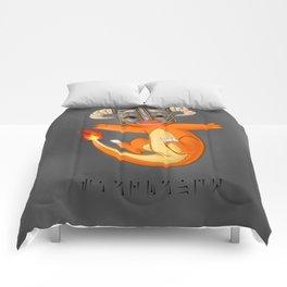 CHAR-MAN-DAAAAH!! Comforters