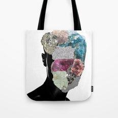 CrystalHead Tote Bag