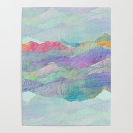Everything Beautiful- Mountain Poster