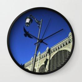 Mercado Central Wall Clock