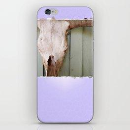 Steer1 iPhone Skin