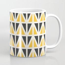Sunny Triangles Coffee Mug