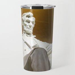 Honest Abe Travel Mug