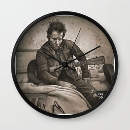 Murder in the Red Barn, Wall Clock
