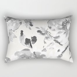Floral Pillow Rectangular Pillow