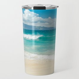 Hawaii Beach Treasures Travel Mug