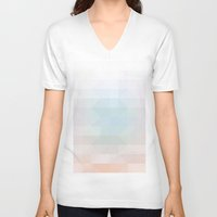 heaven V-neck T-shirts featuring Heaven by allan redd