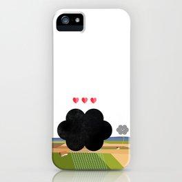 #hatetolove - Distance iPhone Case