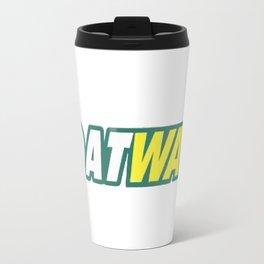 "Migoss ""DATEWAY"" Shirt Travel Mug"