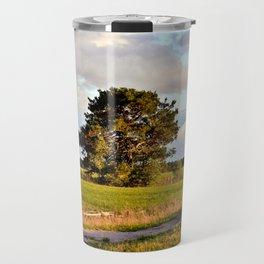 Rural Autumnal Power Travel Mug