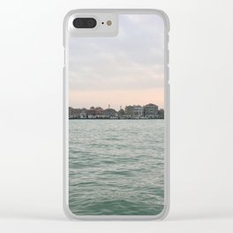 Venice, Italy Clear iPhone Case