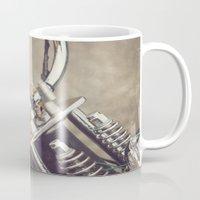 moto Mugs featuring Moto by CMcDonald