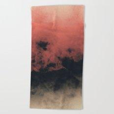 Zero Visibility Dust Beach Towel