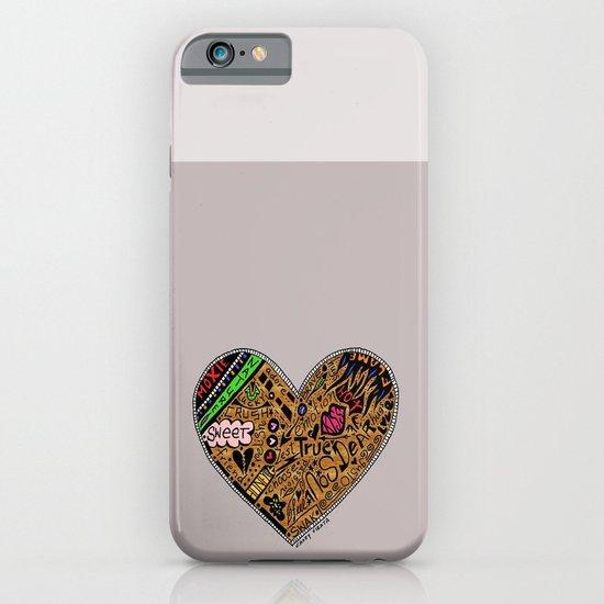 mini heart iPhone & iPod Case