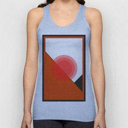the dawn  Unisex Tank Top