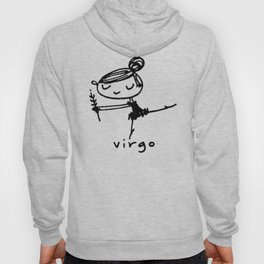 virgo dancey-pants Hoody