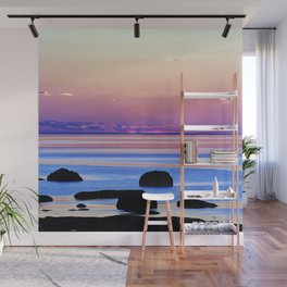 Remembering the Sunset Wall Mural