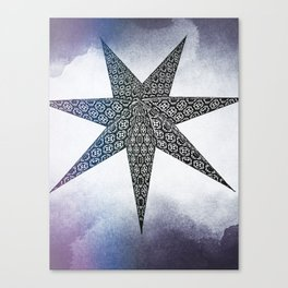 Star day Canvas Print