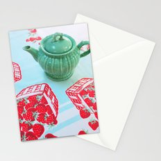 Strawberries! Stationery Cards