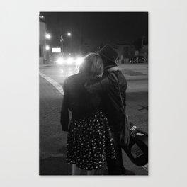 """Hollywood Nights"" Photo Print Canvas Print"