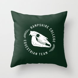 Hampshire Equestrian Throw Pillow