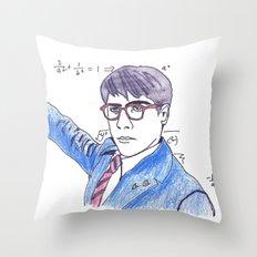 She's My Rushmore Throw Pillow