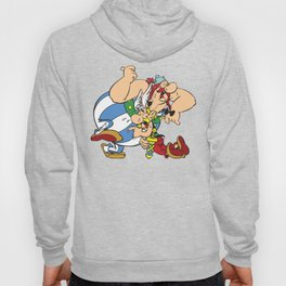 Asterix Obelix Cartoon Funny 2 Hoody