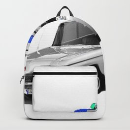 American Ghost Movie Icon Backpack