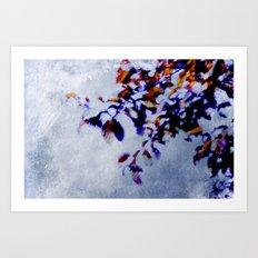 colorful breeze Art Print