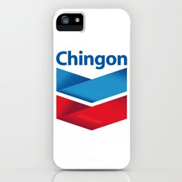 Chingon iPhone Case