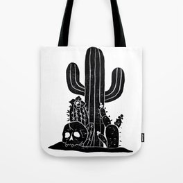 Valley Cactus Tote Bag