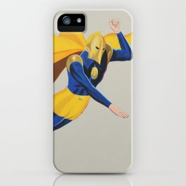 By The Helm of Nabu iPhone Case