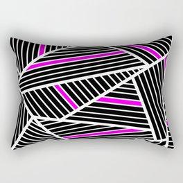 11th dimension Rectangular Pillow